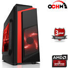 Customize Mega Fast Amd Home Gaming Computer Radeon 16gb Ddr4 Wifi Desktop Pc Fr