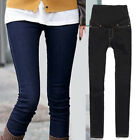 Maternity Casual Denim Jeans Trousers Pregnancy Long Pants For Pregnant Women