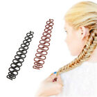 French Hair Braiding Tool Roller Easy Twist Plait Styling Bun Maker With Hook UK