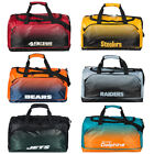 NFL Fade Holdall Tasche Sporttasche American Football Panthers Jets Steelers neu