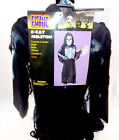 X-ray Skeleton Blue Xray Boys Halloween Costume M 8-10 L 10-12 NWT