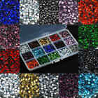 ss16 / 3.6 - 3.8mm Iron On Hot Fix Rhinestones - Whole Sale 24 Colours available