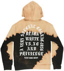 Black Keys Tie-Dye Fleece Hoodie Sweatshirt Pullover Mens Bl