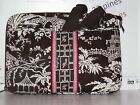 VERA BRADLEY IMPERIAL TOILE RETIRED HARD SIDE MINI LAPTOP CASE TABLET ETC NWT