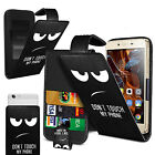For LG G6 - Printed Clip On PU Leather Flip Case Cover