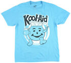 oh man - Kool-Aid Oh Yeah Pitcher T-Shirt Mens Distressed Light Blue