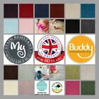 BUDDY MY RUG 19 Colours 7 Sizes Stain Resistant Large Small Runner Circle Mats