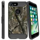 """For Apple iPhone 6 (4.7"""") Shockproof Dual Layer Stand Case - Camo Designs"""