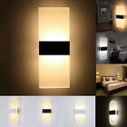 New Modern Acrylic LED Wall Lights Bedside Lights Creative Wall Lamp