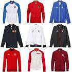 adidas ANTHEM JACKET TRACK TOP CHELSEA MAN UTD BELGIUM RUSSIA REAL MADRID JUVE
