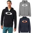 Oakley Sport Mens 2018 360 Full Zip Performance Regular Fit Fleece Hoodie