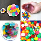 Large Crystal Soil Water Beads Jelly Gel Balls Big Cube Home Party Vase Decor