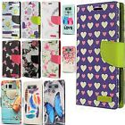 For LG G6 Premium Leather Wallet Case Pouch Flip Phone Cover Accessory