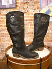 Bare Traps Paramount Black Tall Shaft Riding Boot NEW