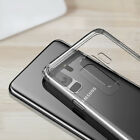 For Samsung Galaxy S9 S9 Plus Luxury Ultra-thin Slim Clear Soft TPU Case Cover