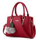 Luxury Womens Ladies Designer Leather Handbag Tote Purse Shoulder Bag Satchel UK
