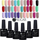 7.5ml Nail Art UV Gel Polish Soak Off Colorful Manicure Nail Gel Set UR SUGAR