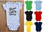 GLAMIS BABY Bodysuit One Piece Shirt Creeper Sand Dune Rail Buggy Off Road Cali