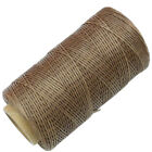 Sewing Waxed Thread Cords for Crafts Leather Shoes All Purpose 260m 1mm 16Colors