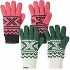 adidas ORIGINALS ZX GLOVES WHOLESALE LISTING SALE BARGAIN GREEN PINK WINTER WARM