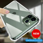 Hybrid Shockproof Clear TPU Hard Bumper Cover For iPhone 6 7 8 iPhone8 Plus Case