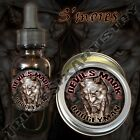 Devil's Mark Boogeyman Beard Balm Beard Oil by Triple Six Artistry Smores
