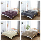 1X Warm Large Soft Cuddly Throw Sofa Double King Bed Flannel Fleece Blanket