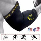 Copper Elbow Support Brace Copper Tommie Fit Compression Sleeve Sport Arm Wrap S on eBay