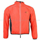 RockBros Cycling Sports Wind Jersey Riding Jacket Windproof Coat Red