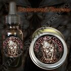 Devil's Mark Urisk Beard Balm Beard Oil Tattoo Aftercare Butterscotch Brownie