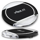 New Vida IT V1W Qi Wireless Charging Pad Mat Battery Charger LED 5V For Phone