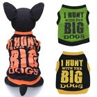 Fashion Small Pet Clothes Dog T-shirt Vest Cat Puppy Chihuahua Clothing Costume