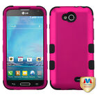 TUFF Hybrid Phone Protector Cover for LG D415 (Optimus L90)