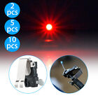 Bicycle Light LED Nano Taillights Safe Warning Light for V Brake Disc Brake New