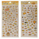 Gudetama Lazy Egg Clear Stickers Kawaii Cartoon Scrapbooking Diary Decor DIY