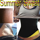 Waist Trainer Sweat Belt Body Shaper Trimmer Shapewear Neoprene For Weight Loss