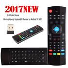 MX3 Wireless Remote Control Keyboard Air Mouse 2.4G For KODI XBMC Android TV Box for sale  China