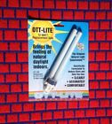NEW Ott-lite type A fluorescent 13w light bulb PL13-A for desk lamp or Vita-Lite