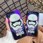 Star Wars Storm Trooper Tempered Glass Phone Case Cover For iPhone 6S/7/8/X Plus $6.66 CAD on eBay