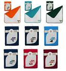 NFL Infant Lil' Kicker Reversible Receiving Blanket Baby Newborn Gift Idea! on eBay