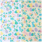 Easter Egg Hunt 100% cotton fabric per fat quarter/ half metre Lemon or White