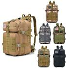 Every Day Carry Tactical Assault Pack Backpack Rucksack Molle Camping 40L Colors