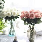 Artificial Silk Rose/Peony Fake Flowers Wedding Party Home Floral Decor Gift