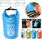 2L Waterproof Dry Bag Pouch for Canoe Rafting Kayaking Floating Boating Swimming
