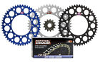 Renthal Front & Ultralight Rear Sprocket & R3 O-Ring Chain - Yamaha YZ250F