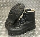 Genuine British Army MOD Issued LOWA®  Assault Mountain Combat Black Boots