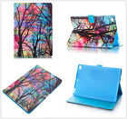 "colourful tree Stand Leather case for New Apple ipad 9.7"" 2017 Pro 9.7"" 10.5"""