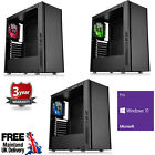 Mega Fast Amd Dual Core Radeon Hd 16gb 1tb Home Gaming Pc Computer Windows 10 Dt