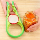 Easy 4 in 1 Anti-slip Can Lid Screw Opener Beer Bottle Jar Bottle Opener Kitchen