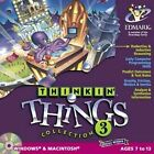 3rd Grade Edutainment Learning Games Age7+ PC Windows PC Vista 7 8 10 Sealed New